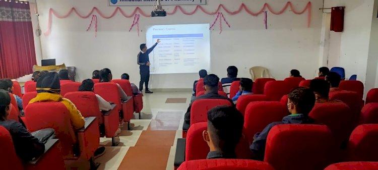 फार्मेसी कॉलेज में हुआ टेक्निकल सेमिनार का आयोजन ddnewsportal.com