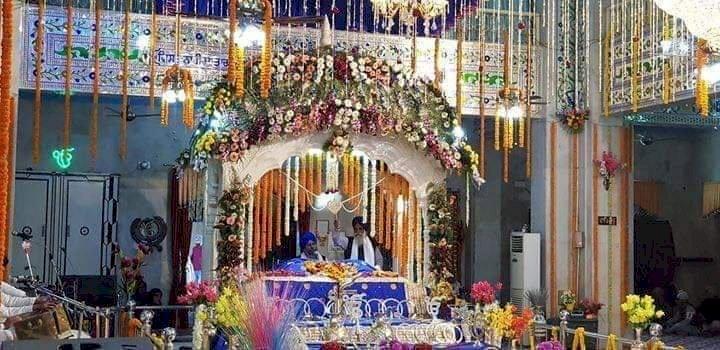 पांवटा में गुरू गोबिंद सिंह जी के प्रकटोत्सव की रही धूम ddnewsportal.com