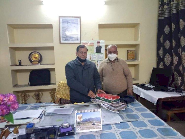 डाॅ एमआर चौहान विशेष कार्याधिकारी सिरमौरddnewsportal.com