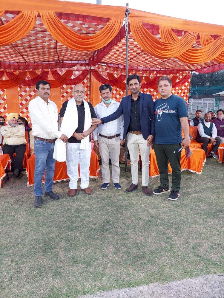 चंडीगढ़- PGI क्रिकेट क्लब रहा शहीद भगत सिंह क्रिकेट प्रतियोगिता का विजेता- ddnewsportal.com