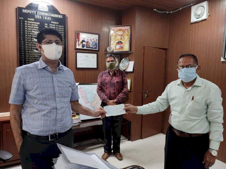 डाॅ राजेन्द्र शर्मा ने अमेरिका से भेजी मदद- ddnewsportal.com