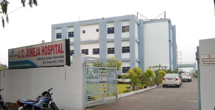 इस अस्पताल मे न के बराबर रही कोरोना के गंभीर मरीजों की डेथ रेट- ddnewsportal.com