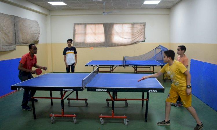 सिरमौर के युवाओं की खेल प्रतिभा को निखार रहा है नाहन का इंडोर स्टेडियम- ddnewsportal.com