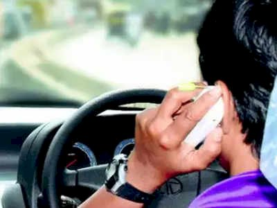 अब वाहन चलाते फोन सुनना पड़ेगा बहुत ही मंहगा- ddnewsportal.com