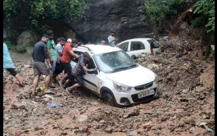 बारिश के खूनी जख्म.......  28 जुलाई 2021- पांवटा साहिब से आज का खबर नामा- ddnewsportal.com