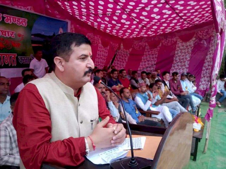 हिमाचल कबड्डी के क्षेत्र मे बढ़ रहा आगे- राणा  ddnewsportal.com