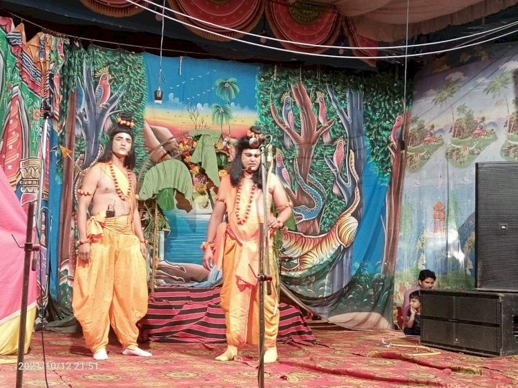 सीता माता को धोखे से हरण कर ले गया रावणddnewsportal.com